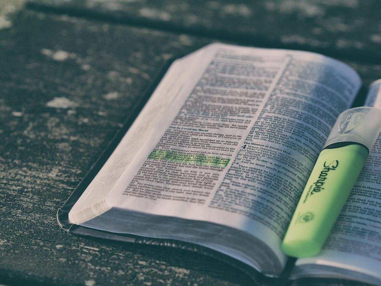 O pieniądzach w Biblii